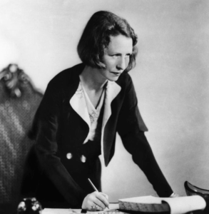 Pulitzer prize winner, Edna St Vincent Millay visits St Thomas, US Virgin Islands ~ 1935 By Valerie Sims