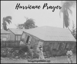 Hurricane Prayer for the Virgin Islands