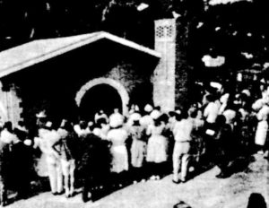 The Dedication of the New Catholic Church in Cruz Bay, St. John, US Virgin Islands ~ 1963