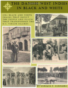 The Danish West Indies in Black and White book