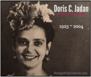 Remembering Doris Jadan of St. John, US Virgin Islands