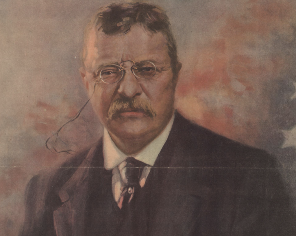Carnival Ball Held in Honor of Former President, Theodore Roosevelt ~ 1916