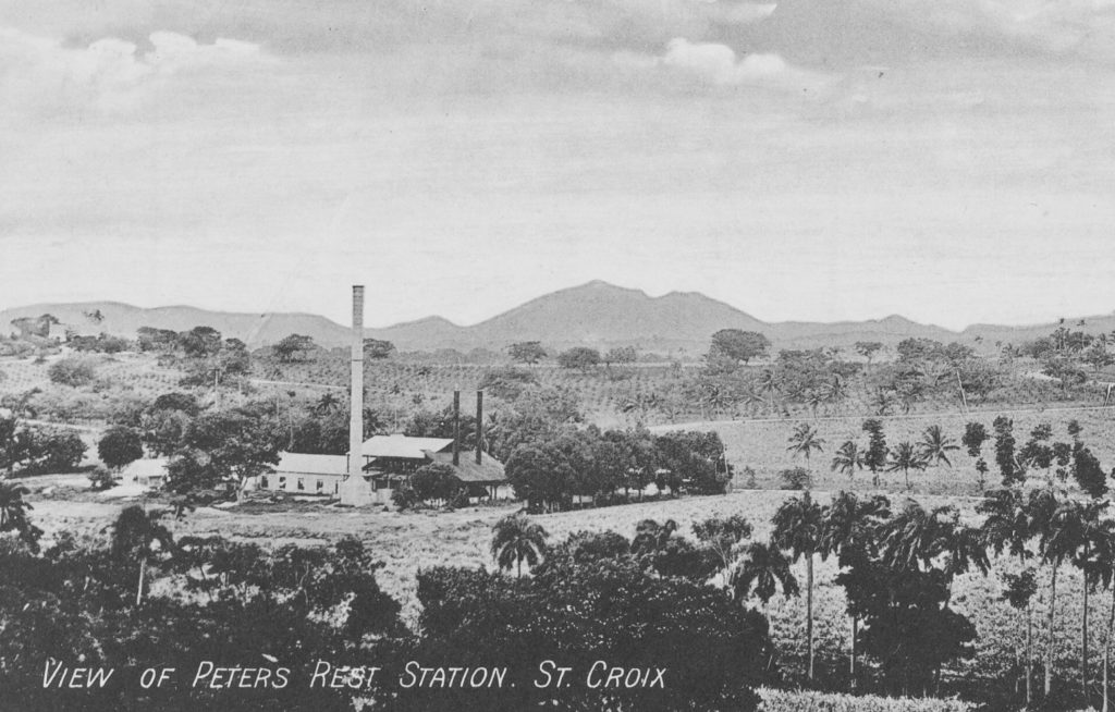 Peters rest postcard