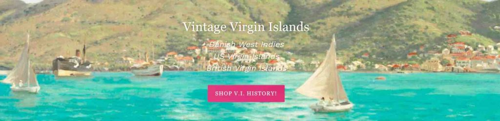 Shop Virgin Islands History