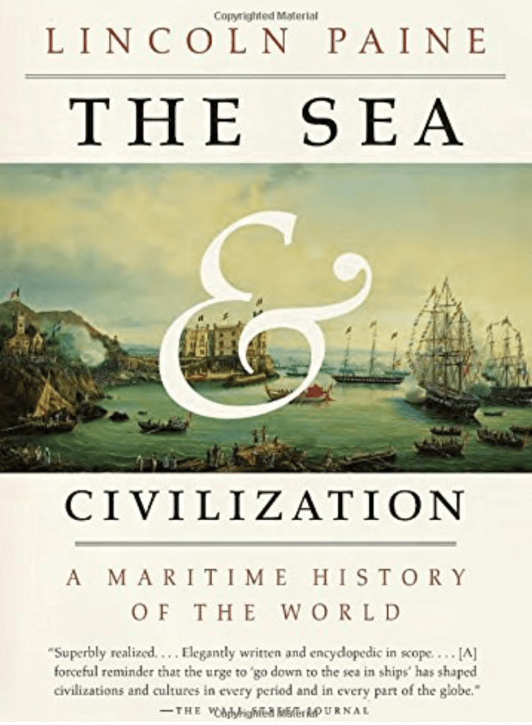 Maritime History of the World book