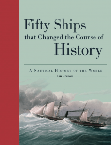 Fifty ships that changed the world book