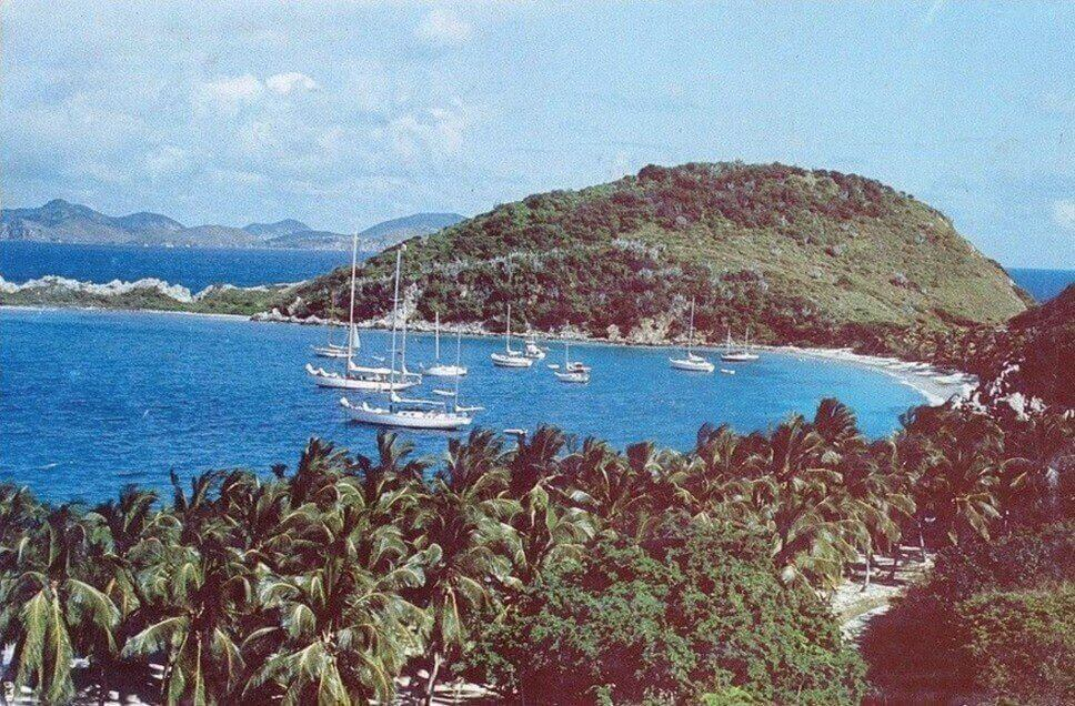 Gentle Breezes and Great Food Make Peter Island a Special Place