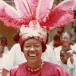 Celebrating Carnival Time in the US Virgin Islands ~ 1978