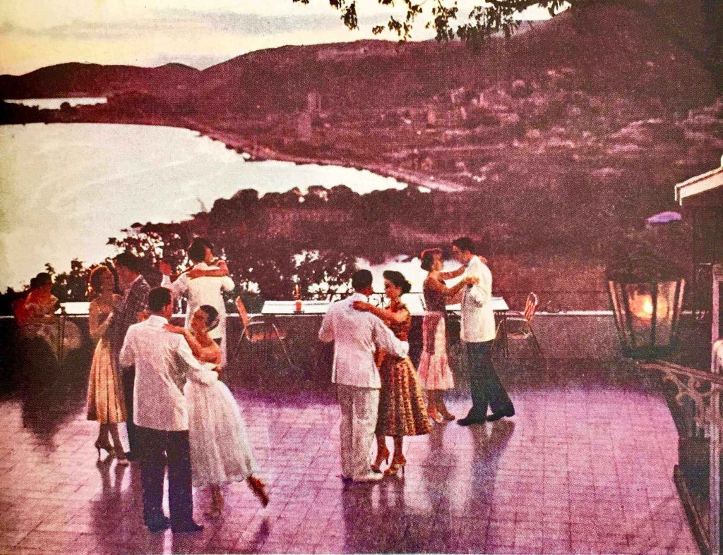 1956, Redbook Magazine about the romantic Virgin Islands