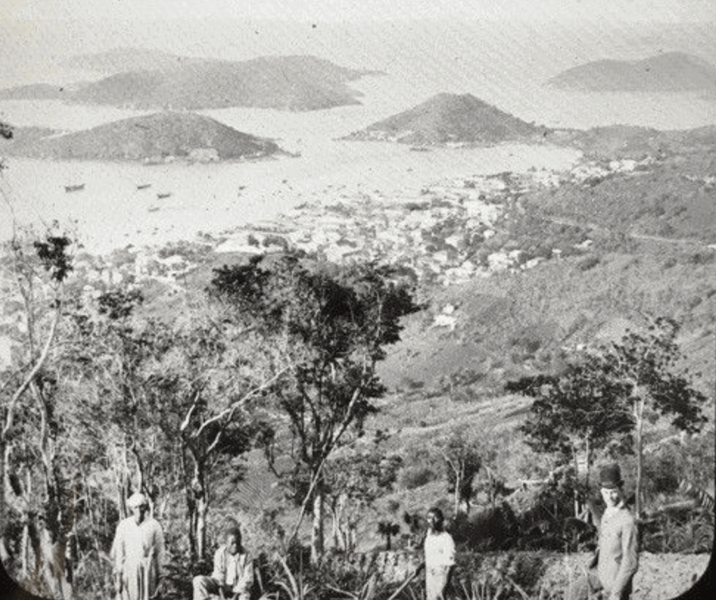 Old Photographs and Music Bring Virgin Islands History to Life