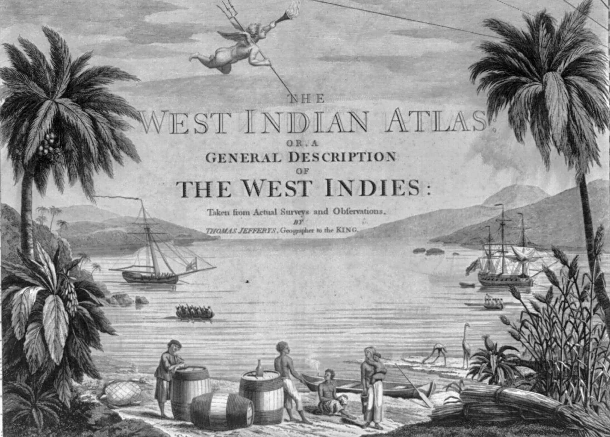 Slave insurrection of St John, Danish West Indies 1733