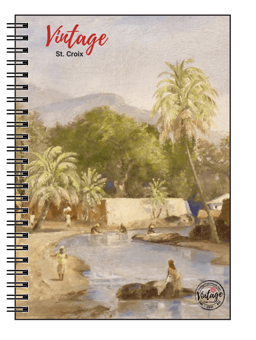 Frederik Visby Notebook, St. Croix, US Virgin Islands