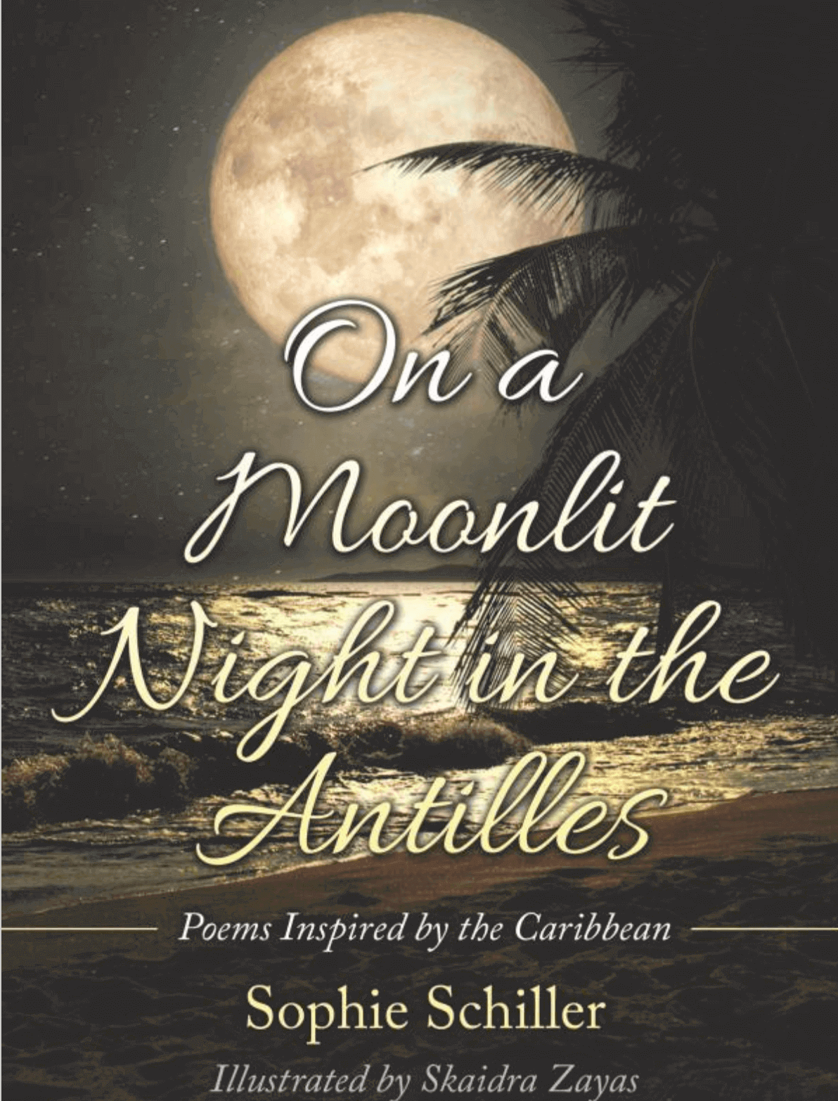 On a moonlit night in the Virgin Islands