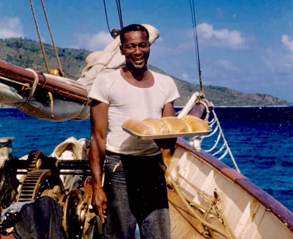 kenneth potter 1956 tortola