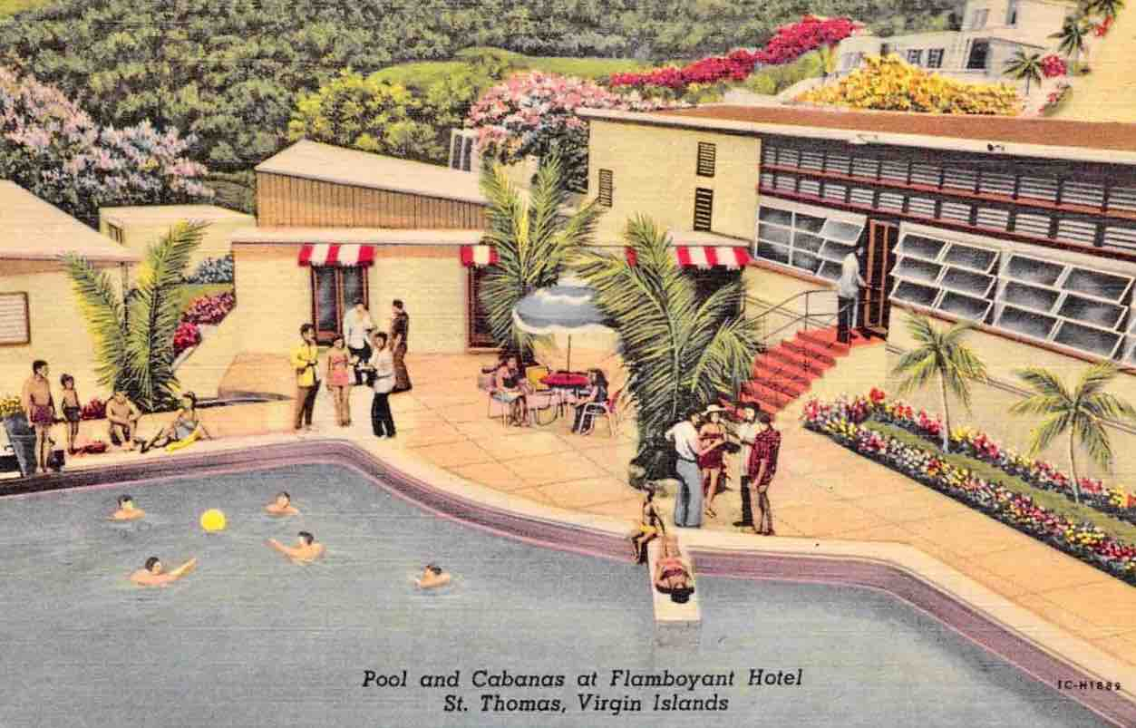 Hotel Flamboyant, US Virgin Islands