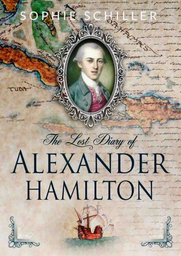 Alexander Hamilton of St. Croix, Danish West Indies book