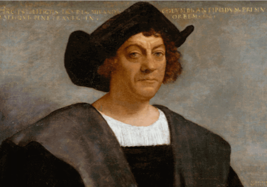 Christopher Columbus visits St. Croix, US Virgin Islands ~ 1493