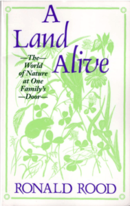 A Land Alive book