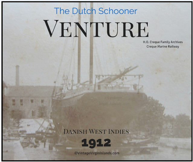 The Dutch Schooner, Venture