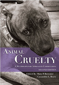 Cruelty to animals book