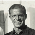 Movie Star, DANA ANDREWS visits St. Thomas, US Virgin Islands By Valerie Sims