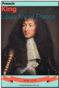 King Louis XIV of France, French West Indies