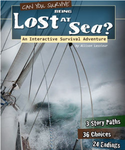 Lost at sea book