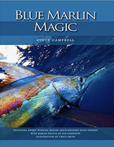 Blue Marlin magic book