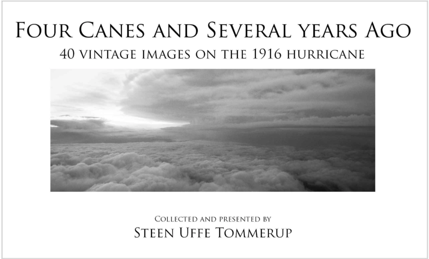 Four Canes and Several years ago by Steen Uffe Tommerup