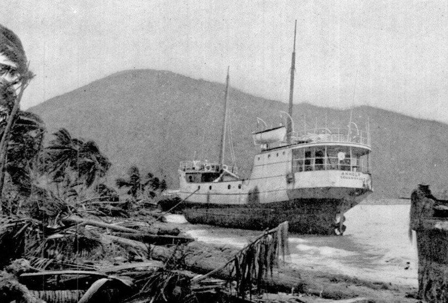 Anholt on the Rocks in St. Thomas, Danish West Indies