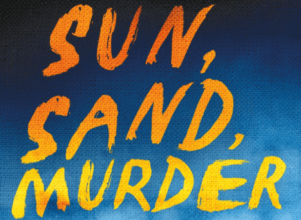 Sun, Sand and Murder Mystery Book by John Keyse-Walker