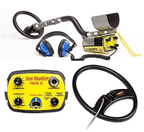 Garrett Sea Hunter Metal Detector