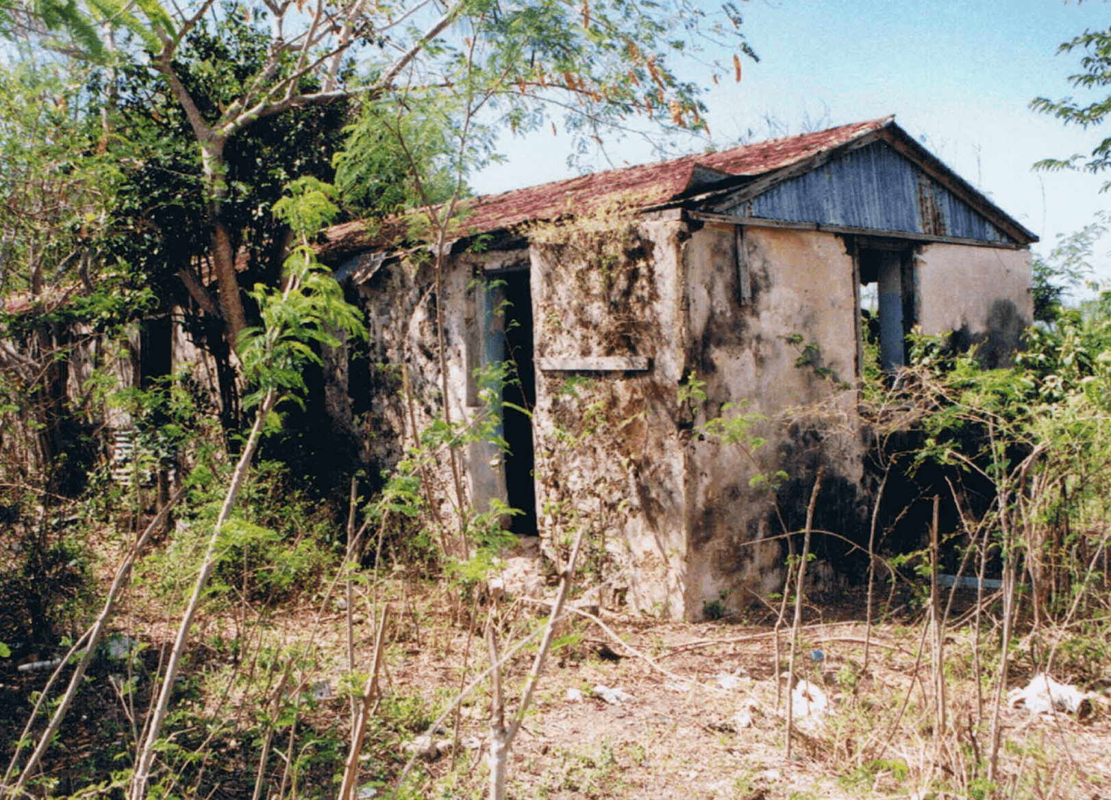Estate Concordia on St. Croix, US Virgin Islands