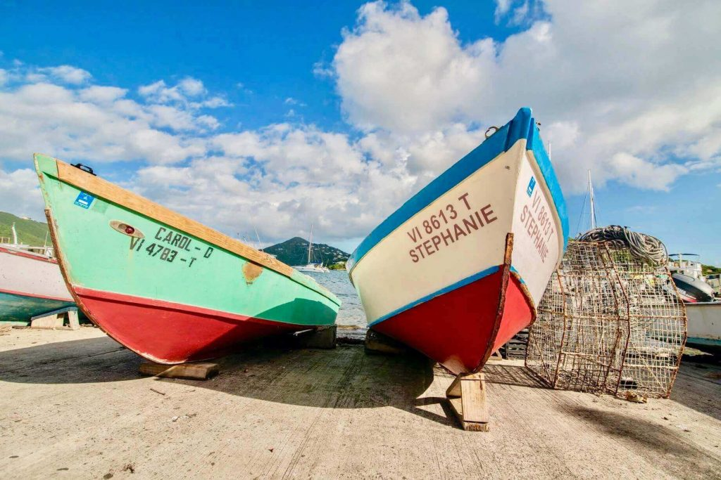 Frenchtown Boats, US Virgin Islands