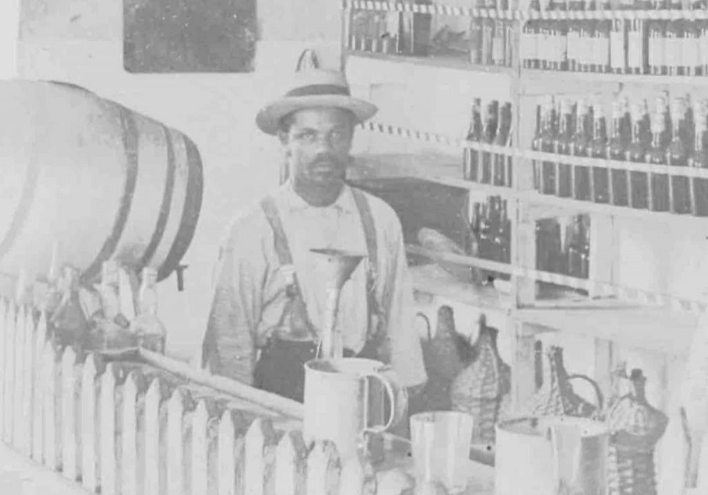 What Drink does and its side effects in the Danish West indies